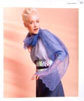从外国网上下的披肩 - lsbrk - 蓝色波尔卡的相册