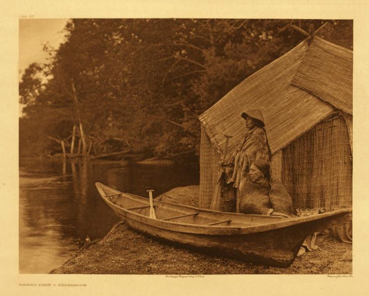 лодка древних индейцев название