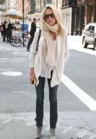 Модные тенденции в одежде 2011: уличный стиль.