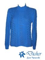вязать кофта теплая.  Вязаные спицами свитера женские. вязаные спицами...