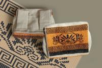вышивка бисером на одежде схемы. схемы листьев из бисера.