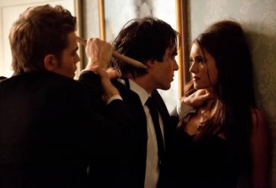 6 самых сексуальных вампирских сцен 2010 года!