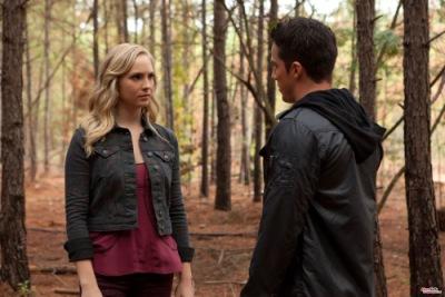 Сенсация «Дневников Вампира»: Кендис Аккола рассказывает, почему у Керолайн и Тайлера все получится в третьем сезоне.
