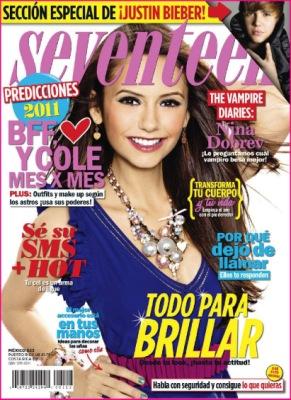 Мексиканский Seventeen (январь, 2011)