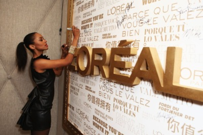 HBO Luxury Lounge Featuring L'Oreal Paris And New Era Cap [15 января]