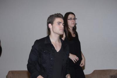 Пол на встрече с поклонниками в Сан-Паулу [21 декабря]