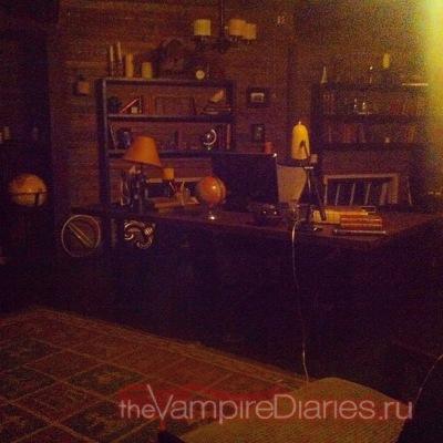 Фото и видео со съемок 4 сезона