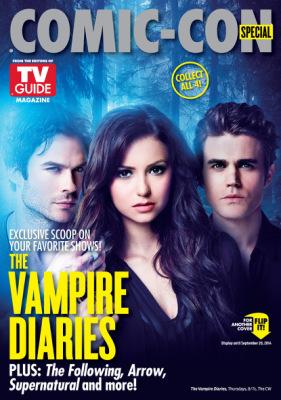 TV Guide Magazine's 2014 Comic-Con Special Edition