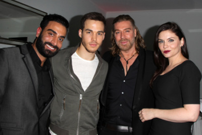 Genlux Magazine Issue Release Party [25 февраля]