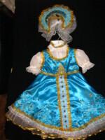 Украинский стилизованный костюм на 8-10 лет.  Прокат 80 грн. + 200 грн...