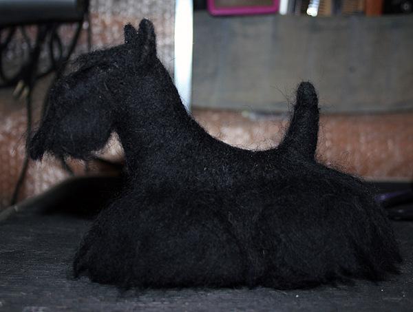 Игрушечные копии собак из 100% шерсти 130053--38867610-m750x740-ufd814