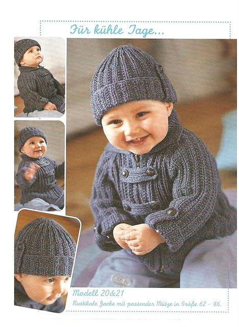Вязание для детей спицами (модели, схемы