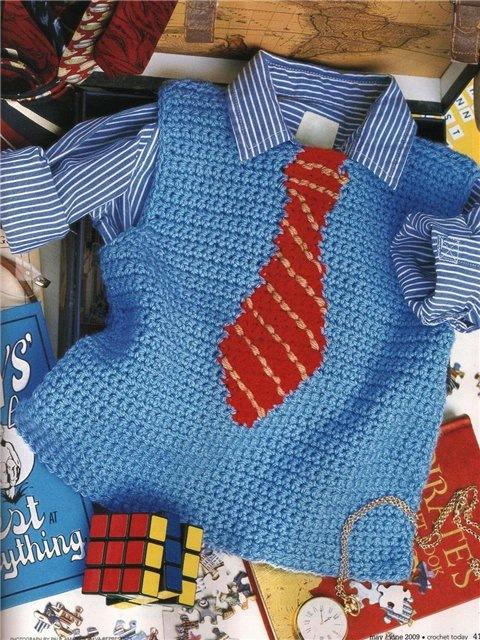 кофточка для мальчика детский спицами, схема вязания крючком панчо...
