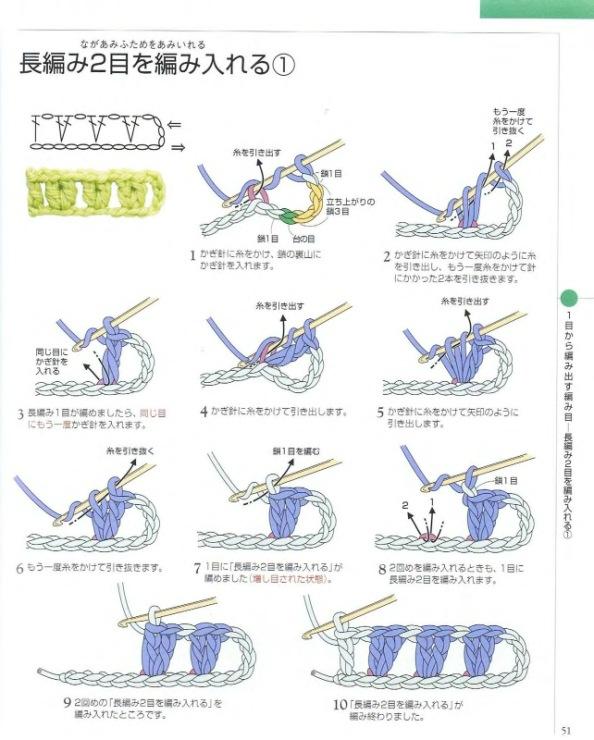 Самоучитель вязание крючком для начинающих