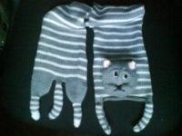 как связать красивый ажурный шарф - Выкройки одежды для детей и взрослых.