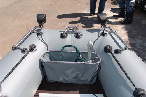 Тюнинг своими руками лодки
