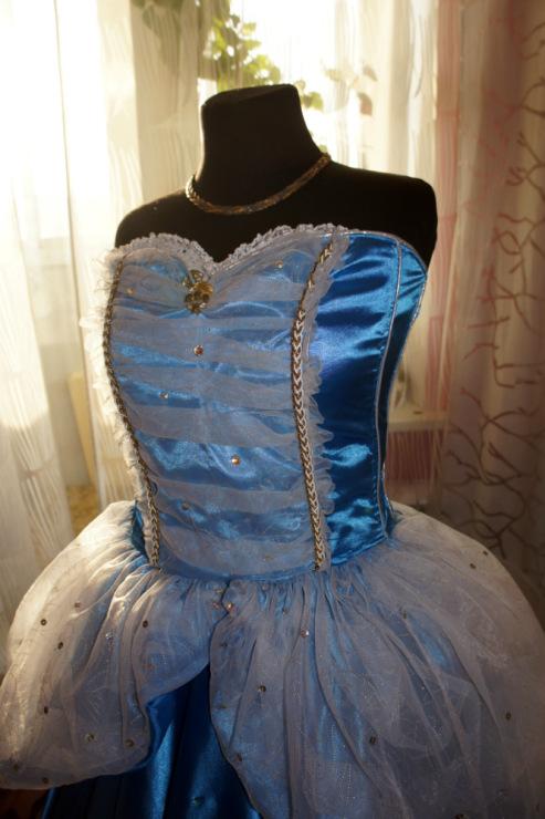 Как сшить платье золушки своими руками