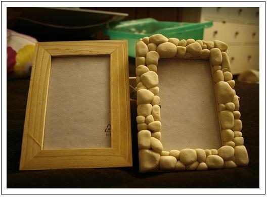 Рамки из соленого теста фото