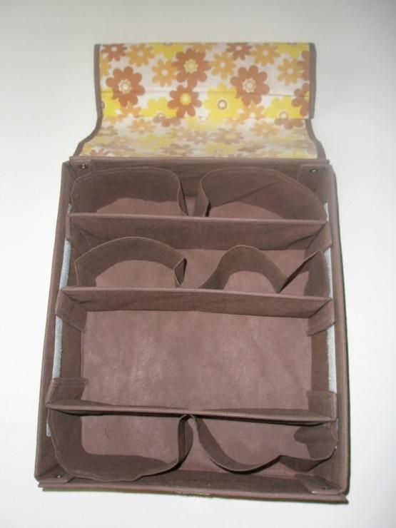 Коробки для рукоделия : GAMMA органайзер для ниток мулине ORM.