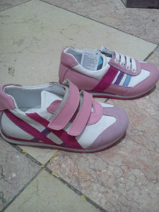 ОПРОС, детская ортопедическая кожаная обувь 21-36 размера из Турции.