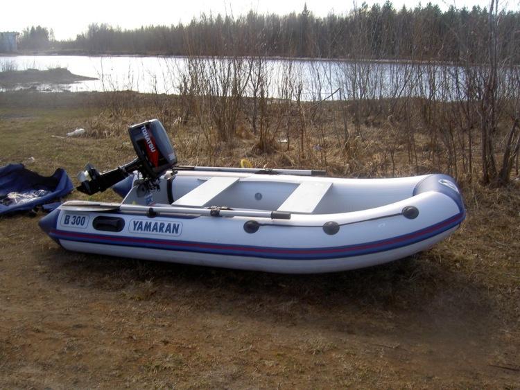 лодки адмирал якс