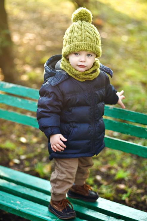 зимняя шапка с косами - Выкройки одежды для детей и взрослых.