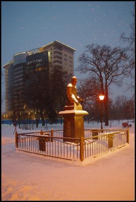 Питер. Ноябрь 2010. Анатолий Собчак.