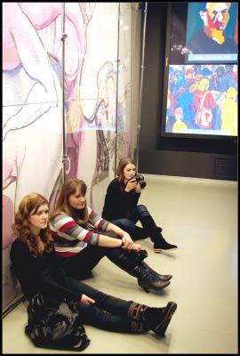 Музей и галереи современного искусства Эрарта.
