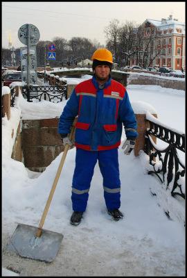 Питер. Декабрь 2010.