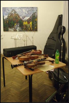 Выставка в ВЦСПбСХ 25 декабря 2010