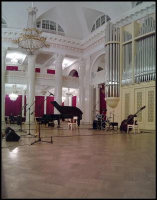 Филармония большой зал.