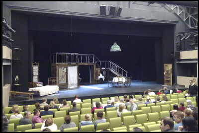 Молодежный театр на Фонтанке.