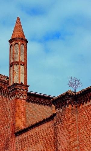 Мантуя. Церковь Сан-Франческо.