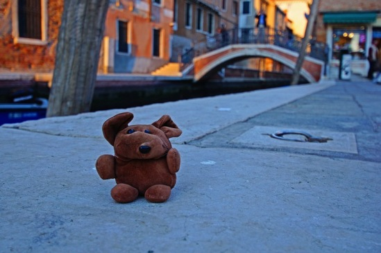 Венеция. Настоящий венецианец.