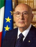Президент Италии Д. Наполетано.