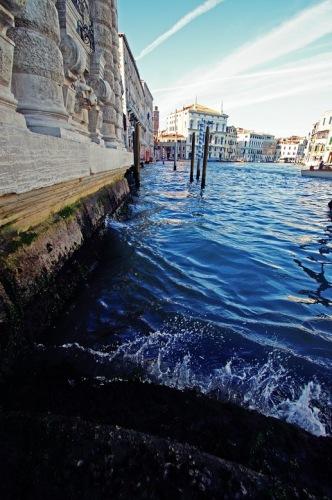 Венеция. Канал у Ка Реццонико.