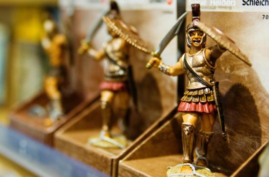 Музей римского легиона в Каэрлеоне, Уэльс.