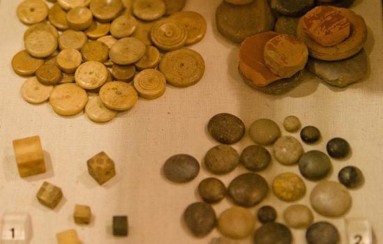 Римские фишки для настольных игр, Каэрлеон