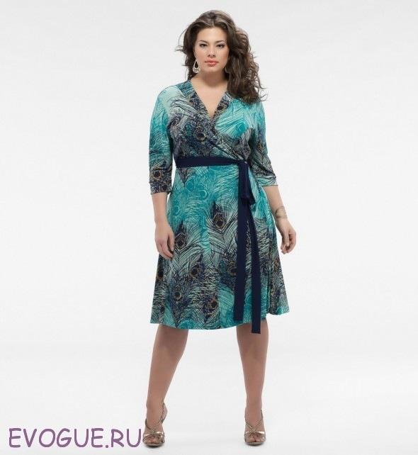 Летние фасоны платьев для полных женщин с животом возраст 50 лет