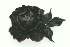 картины из кожи розы - Цветы.