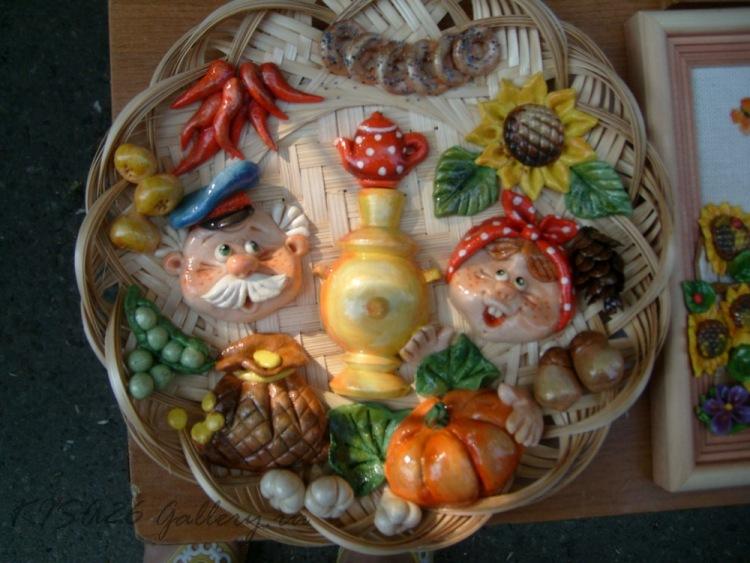 ОБЕРЕГИ...поделки из солёного теста... друзьям в подарочки к праздникам. Обсуждение на LiveInternet - Российский Сервис Онлайн-Д
