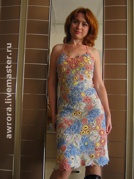 爱尔兰衣裙(借鉴) - maomao - 我随心动