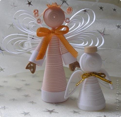 Ангел своими руками быстро