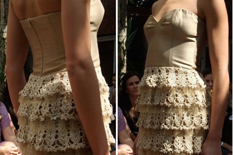 Вязаные крючком платья Ванессы