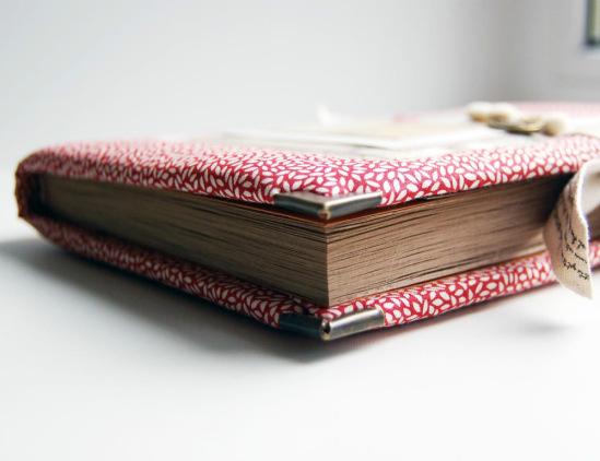 Блокнот ручной работы из крафт-бумаги