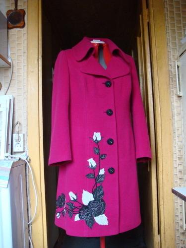 шьем из кусочков кожи пальто - Выкройки одежды для детей и взрослых.