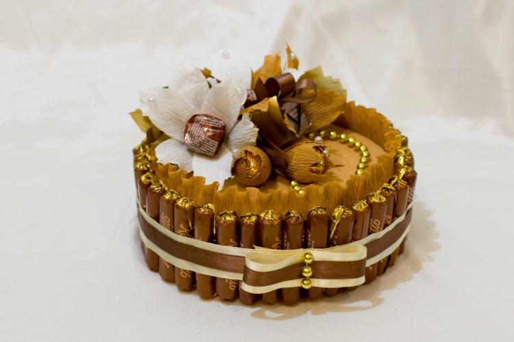 своими руками мужчин фото торты для конфет из