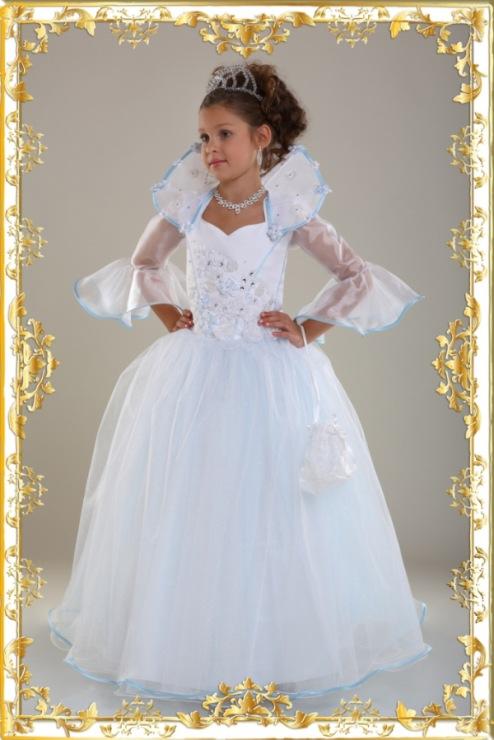 Платье для королевы своими руками фото