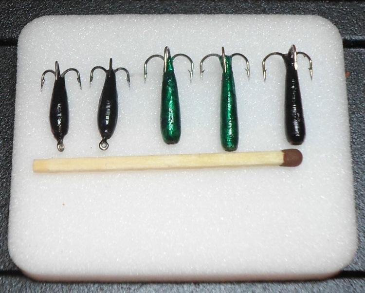 как красить рыболовную леску