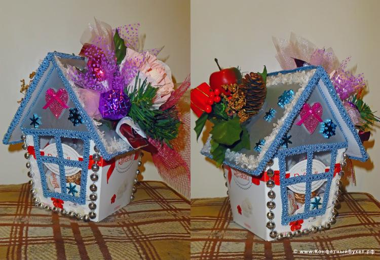 Поделки из коробки из под конфет